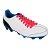 Lacets chaussures football plats polyester longueur 110 cm couleur rose fluo