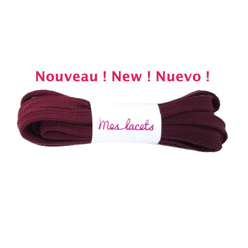 Plats Larges 110 Et Lacets Achat Cm Bordeaux kXZuOPi