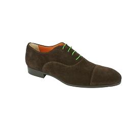 60 Chaussures Lacets Cm Ville Ronds Cirés Coton stChQdr
